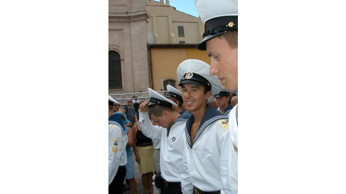 TOULON TALL SHIPS 2007 PARADE