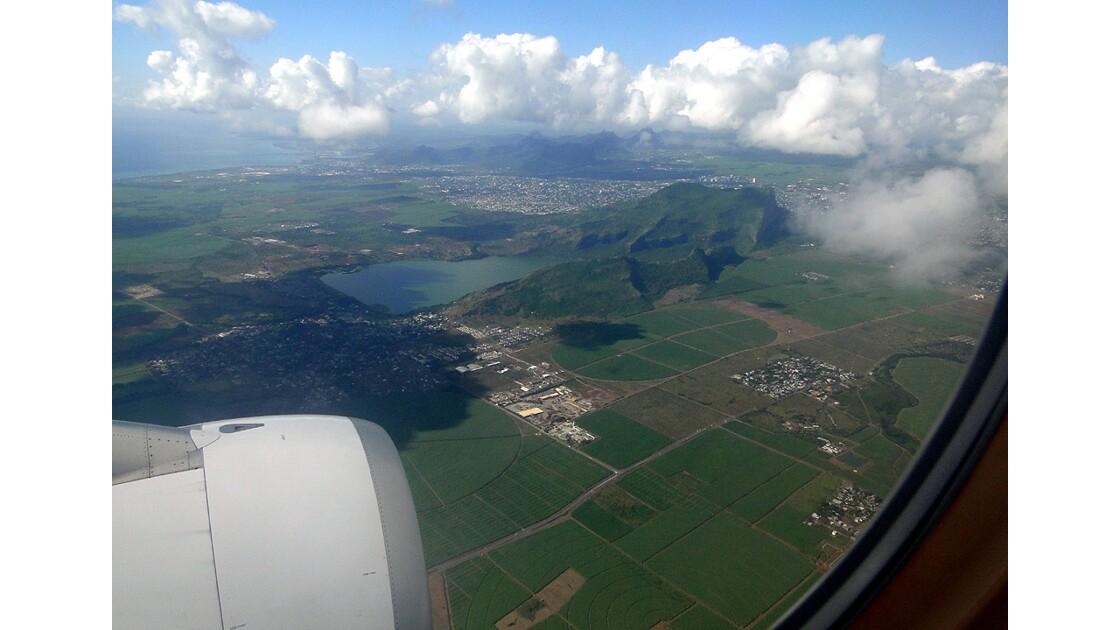 Arrivée du ciel sur l'île Maurice...02