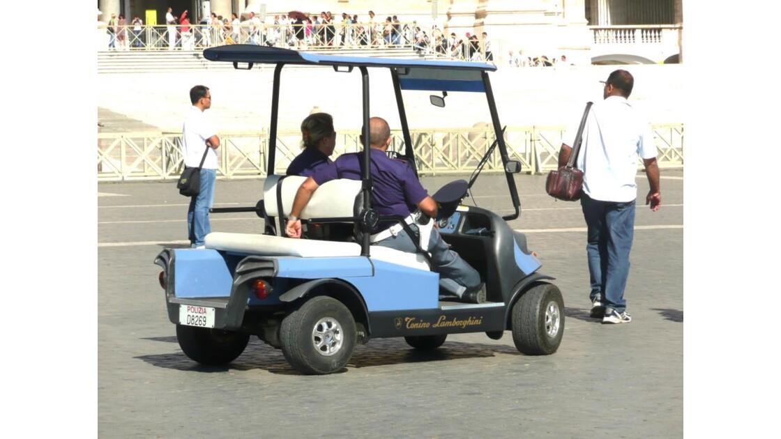 Italie Rome Vatican Sécurité