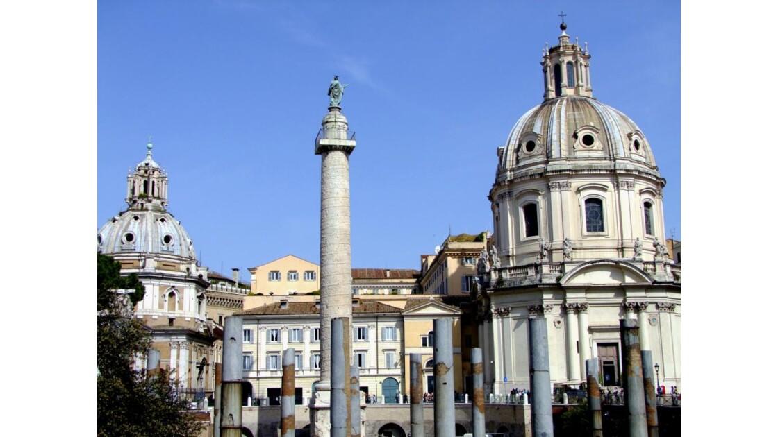 ROME Forum de Trajan colonne Trajane.JP