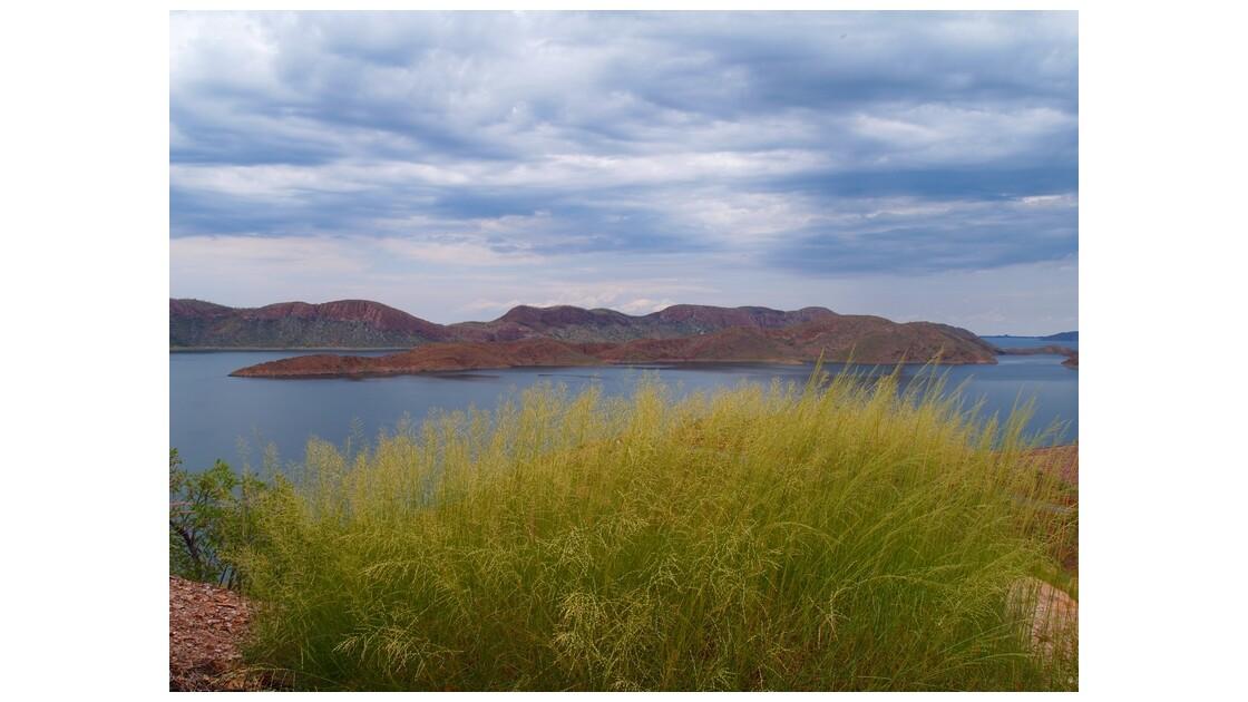 Lac Argyle, près de Kununurra