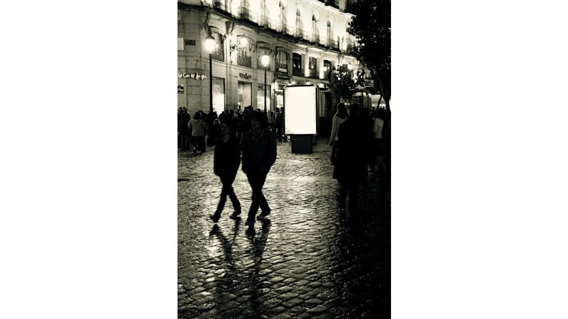 Puerta del sol,Madrid