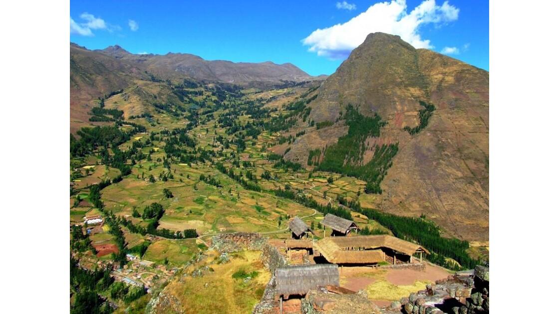 Site archéologique inca de Pisac