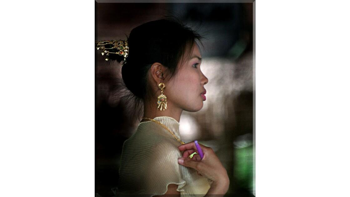 Belle Thaîlandaise
