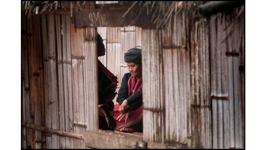 Tribut du Nord de la Thaîlande
