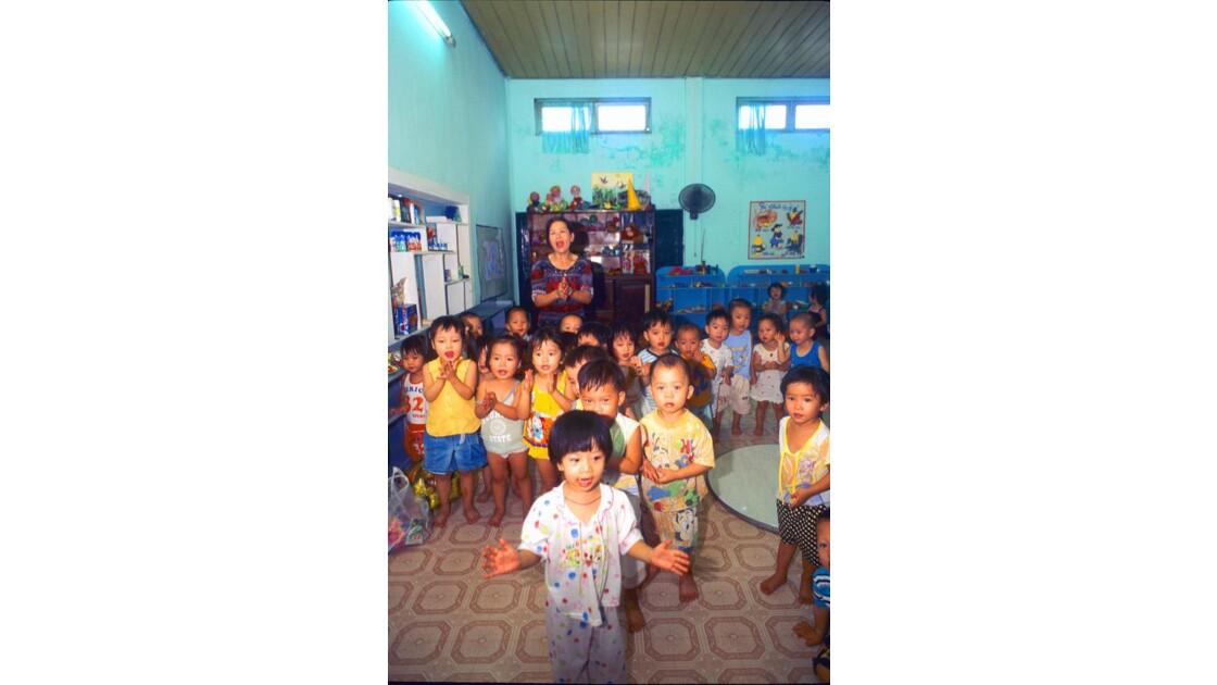 Viet-Nam : Chez Soeur Chantal à Hué