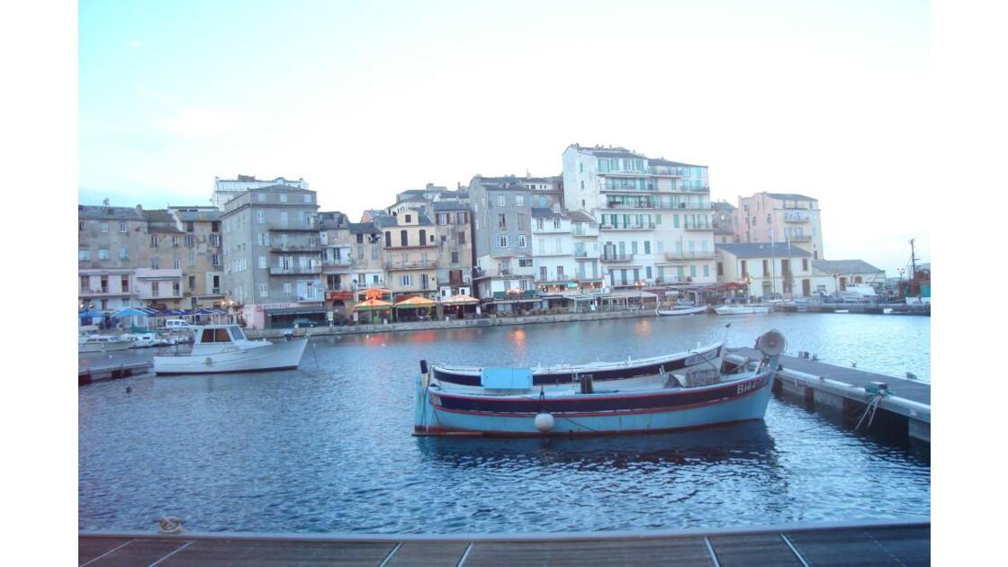 Bastia-vieux port