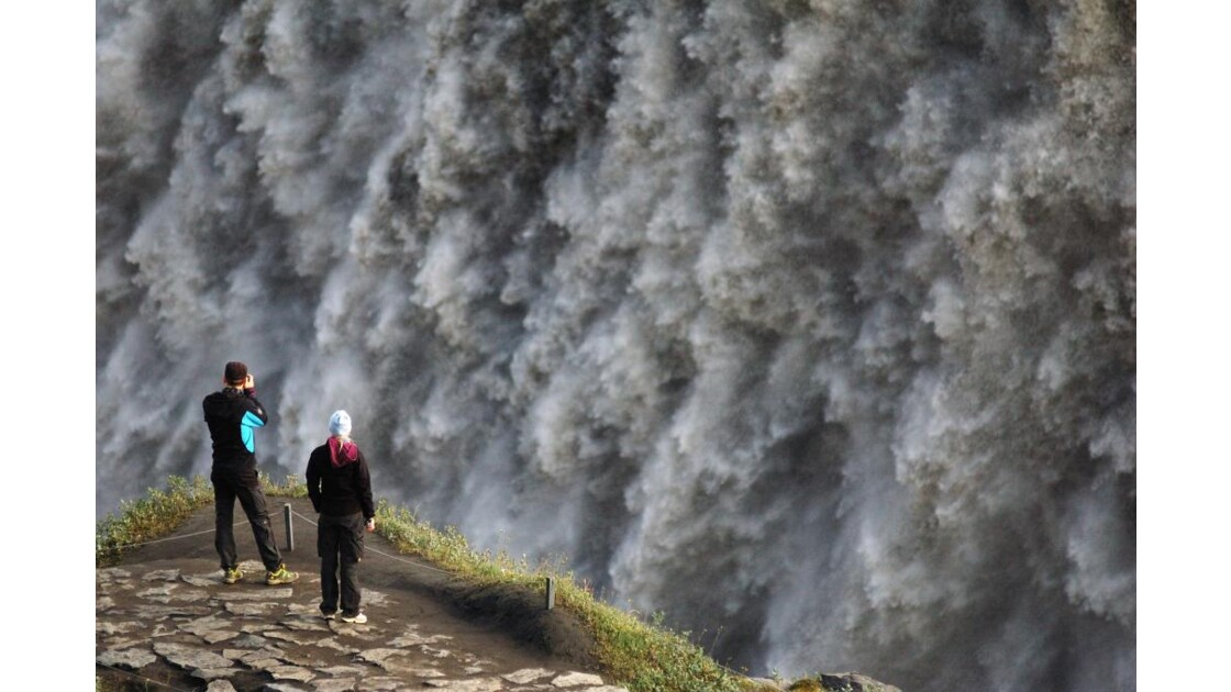 Islande - Dettifoss