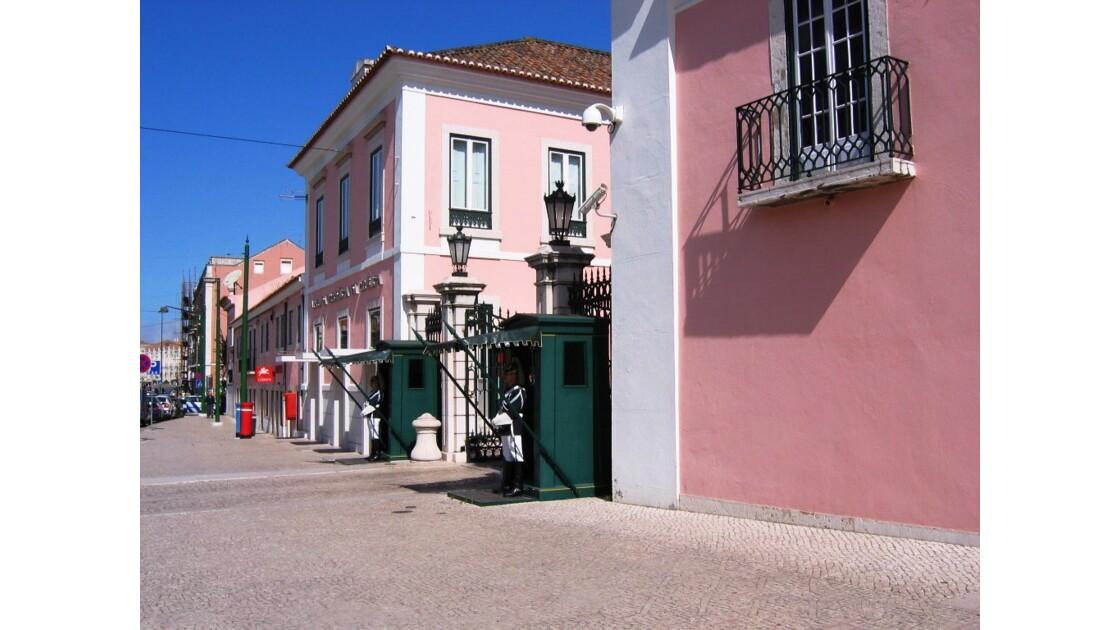 Portugal Lisbonne Palais du Belem