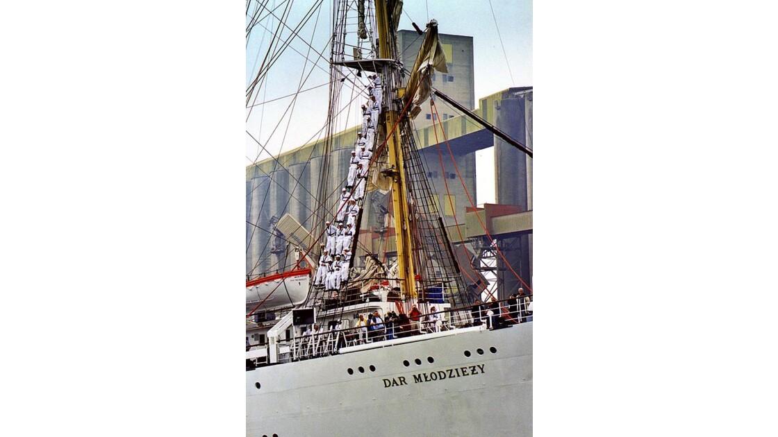 Armada de Rouen : Polonais