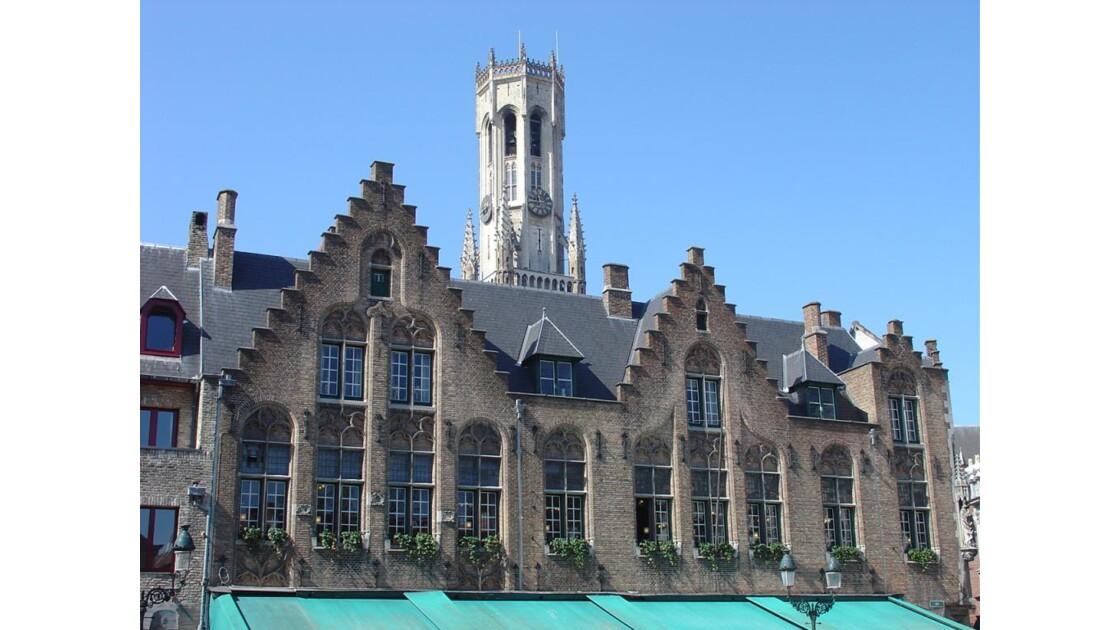 Bruges - Le Burg.