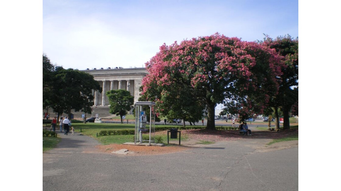 centre ville de BUENOS AIRES