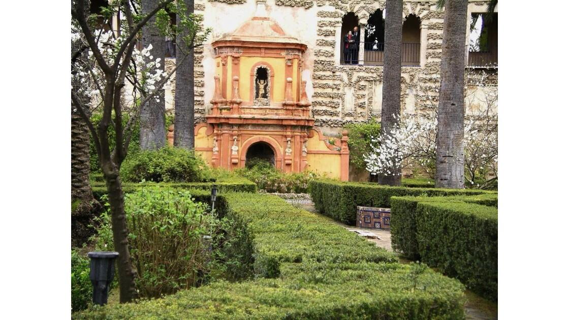 jardins d'alcazar
