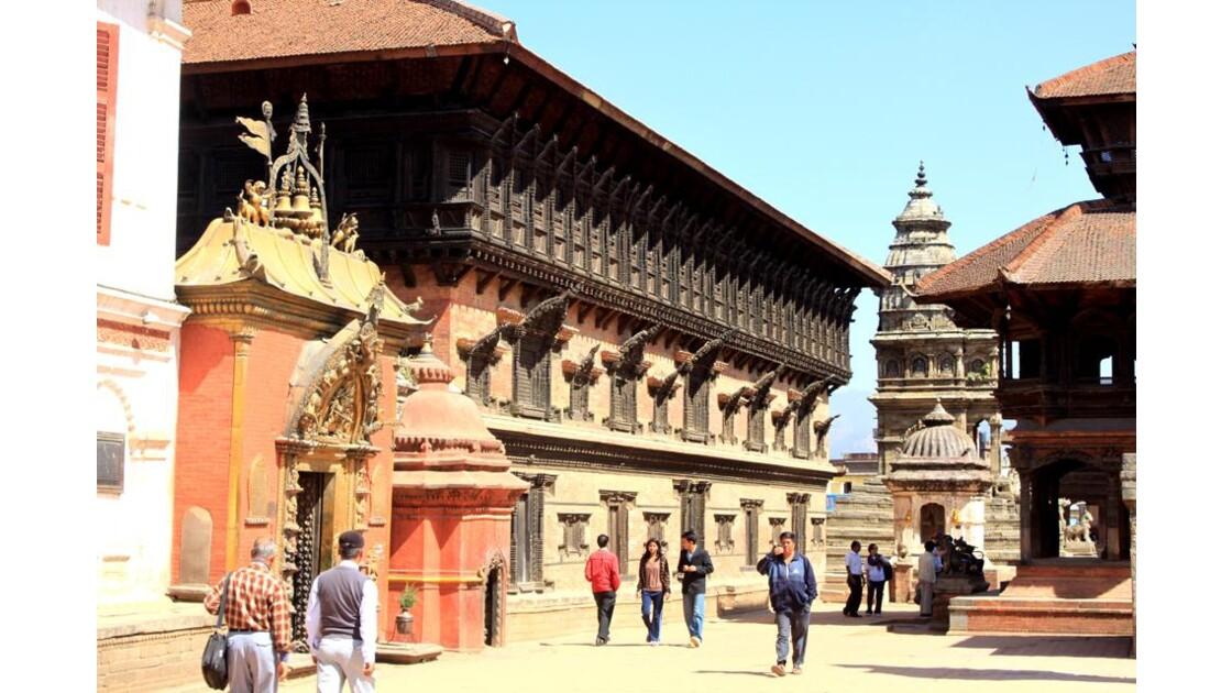 Durbar square de Baktapur 6