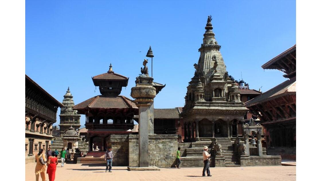 Durbar square de Baktapur 5