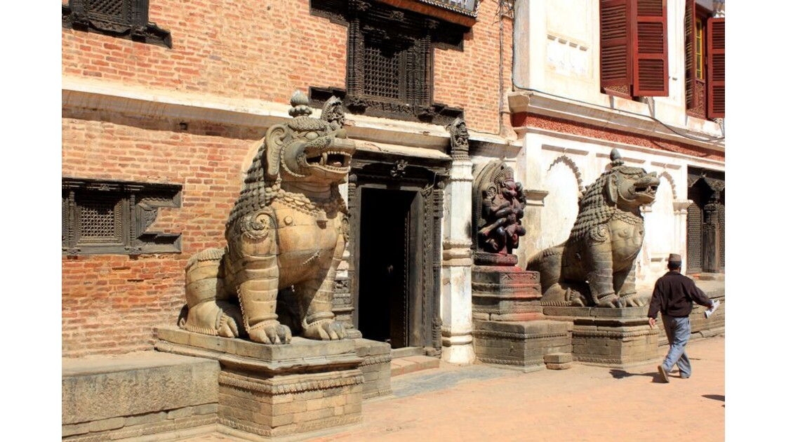 Durbar square de Baktapur 3