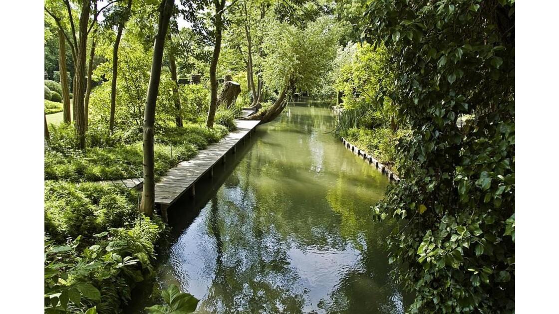 Jardin remarquable...