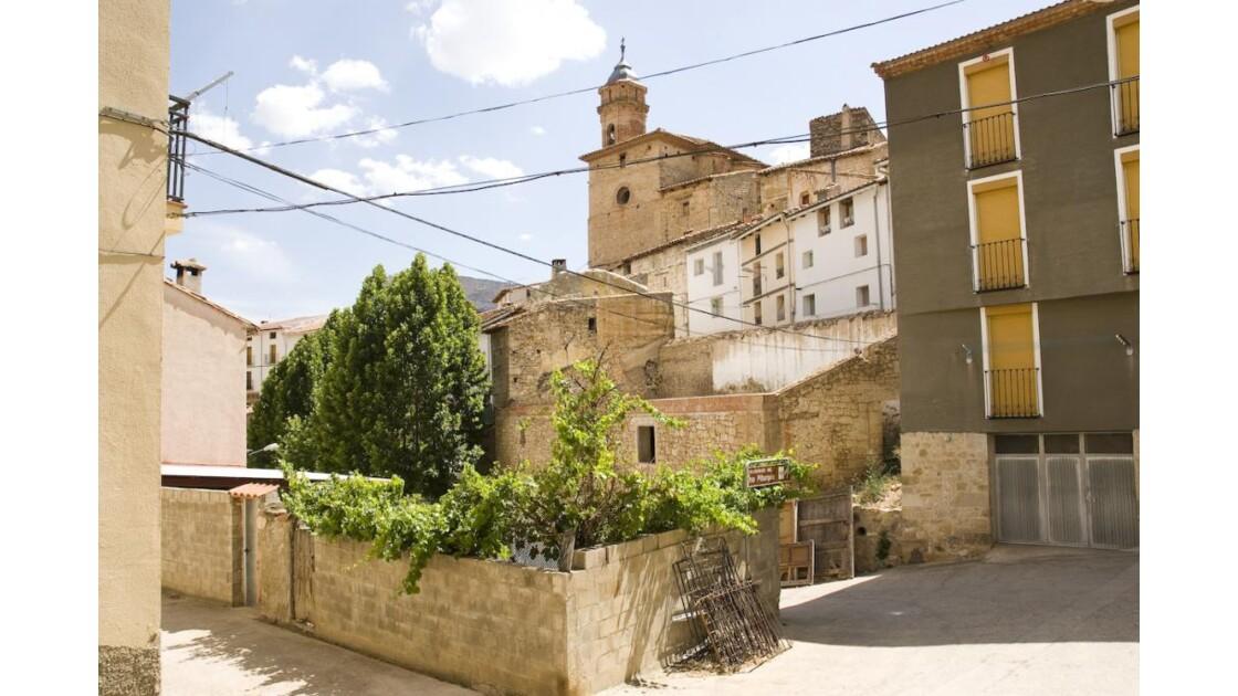 Village de Pitarque