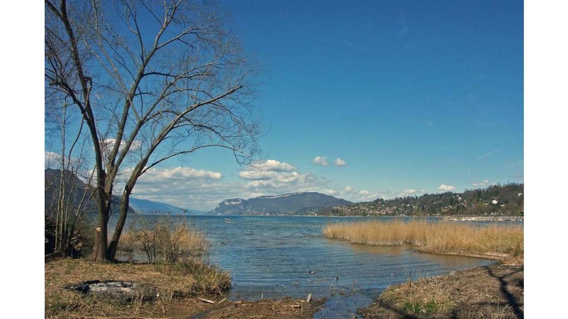 Lac du Bourget- Savoie