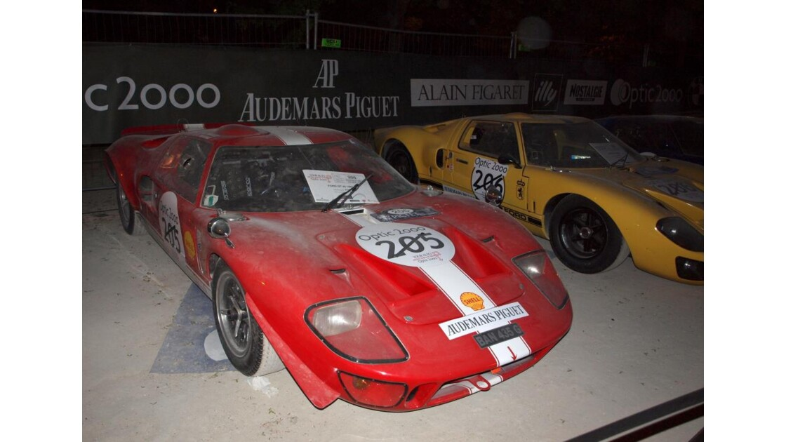 Tour Auto : Ford GT40