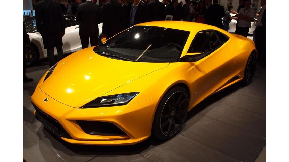 Mondial de l'Auto 2010 : Lotus !
