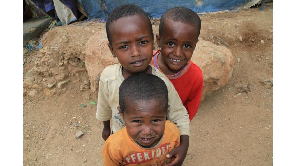 Bienvenue en Ethiopie de nouveau