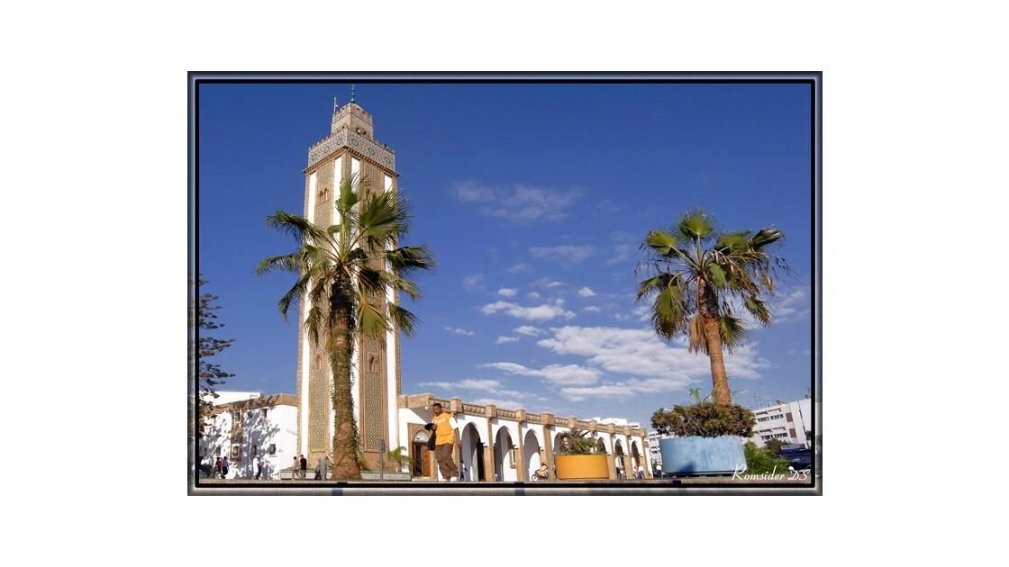La mosquée Mohamed V, (Agadir,Maroc)