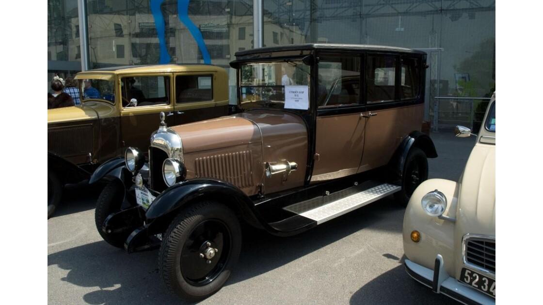 Limousine Citroën HP10-B12 (1925)