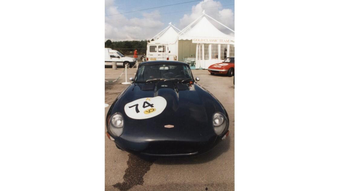 1993 DIJON - Jaguar