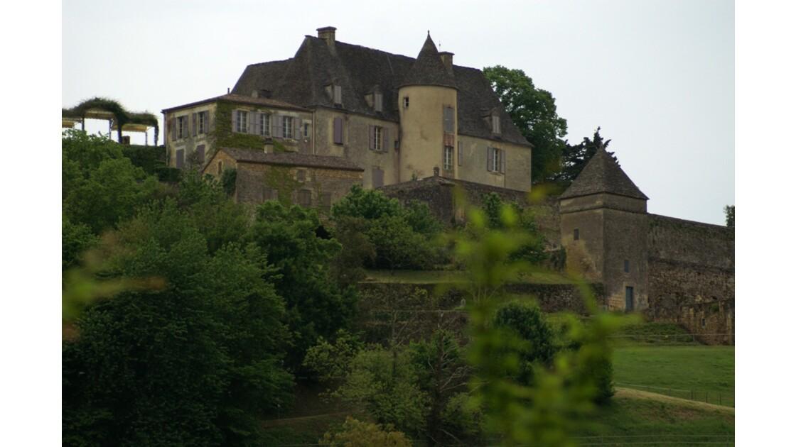 Château des jardins de Marqueyssac