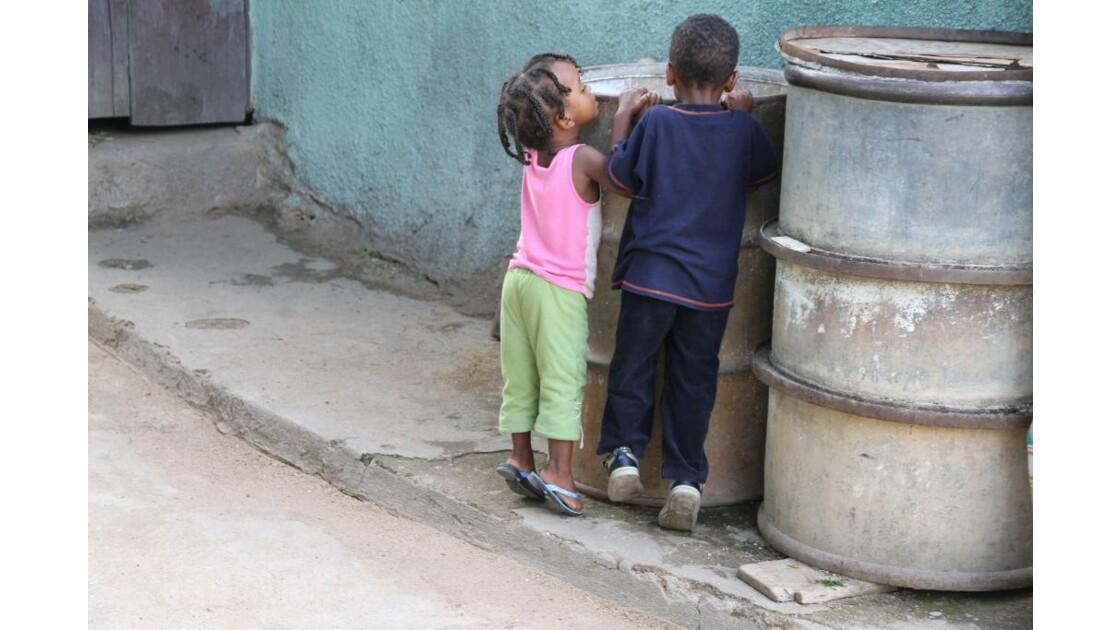 Enfants d'Harar