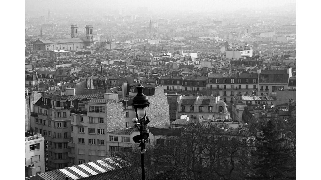 FootNambule de Montmartre