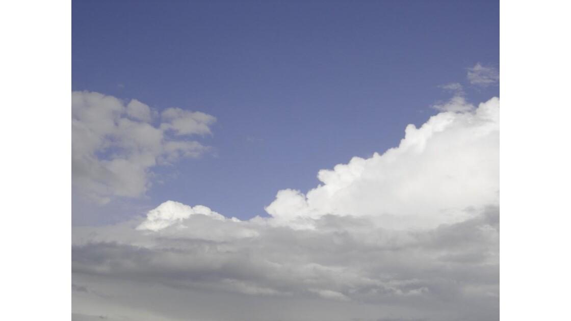Cumulus blancs & gris