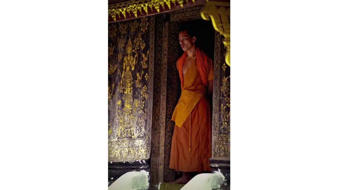 Novice a Louang Prabang (LAOS)