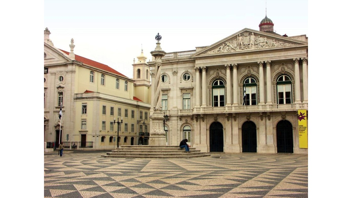 Lisbonne Baixa Praça do Municipio.jpg