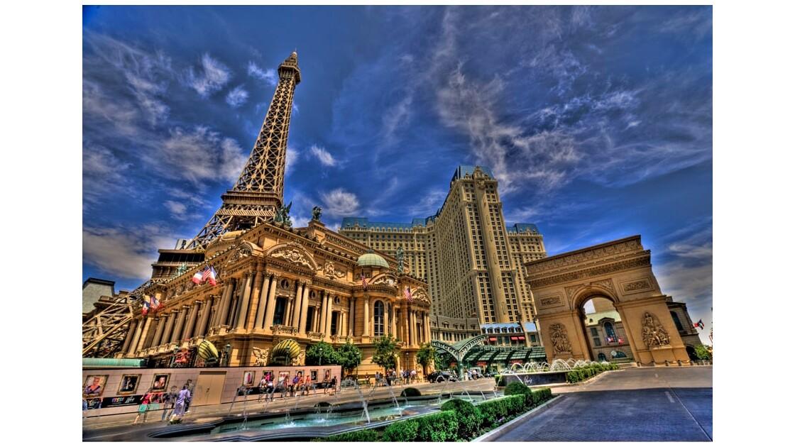 Paris à Las Vegas
