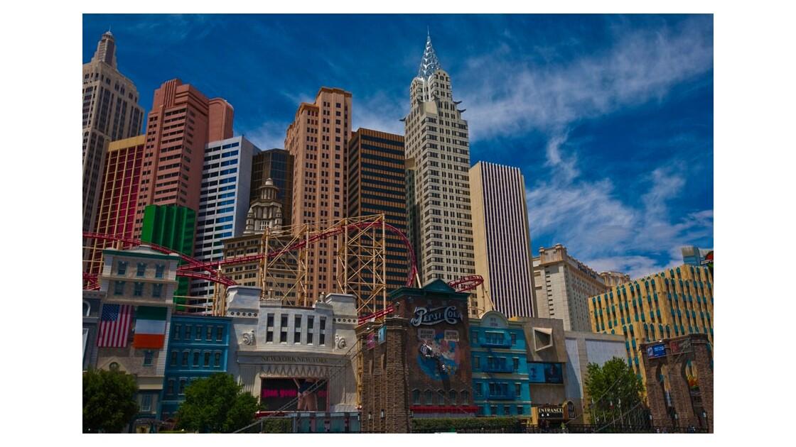 New York à Las Vegas