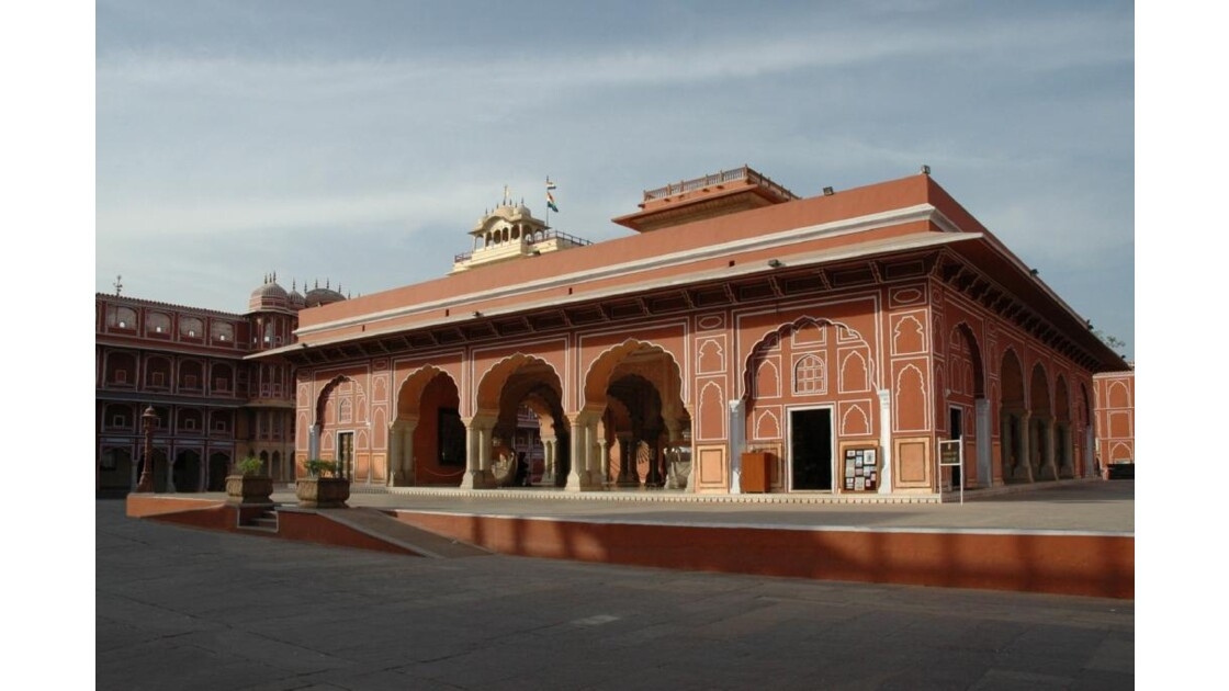 City Palace de Jaipur, Diwan i Khas
