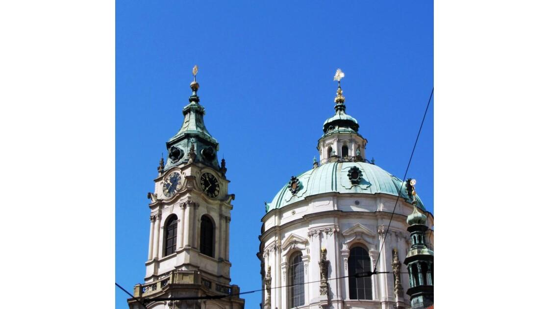 Prague,ville des 100 clochers 2
