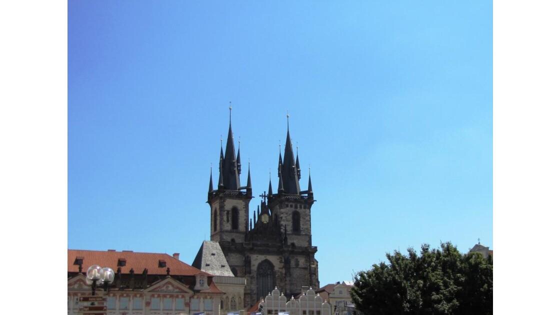 Prague, ville des 100 c lochers 3