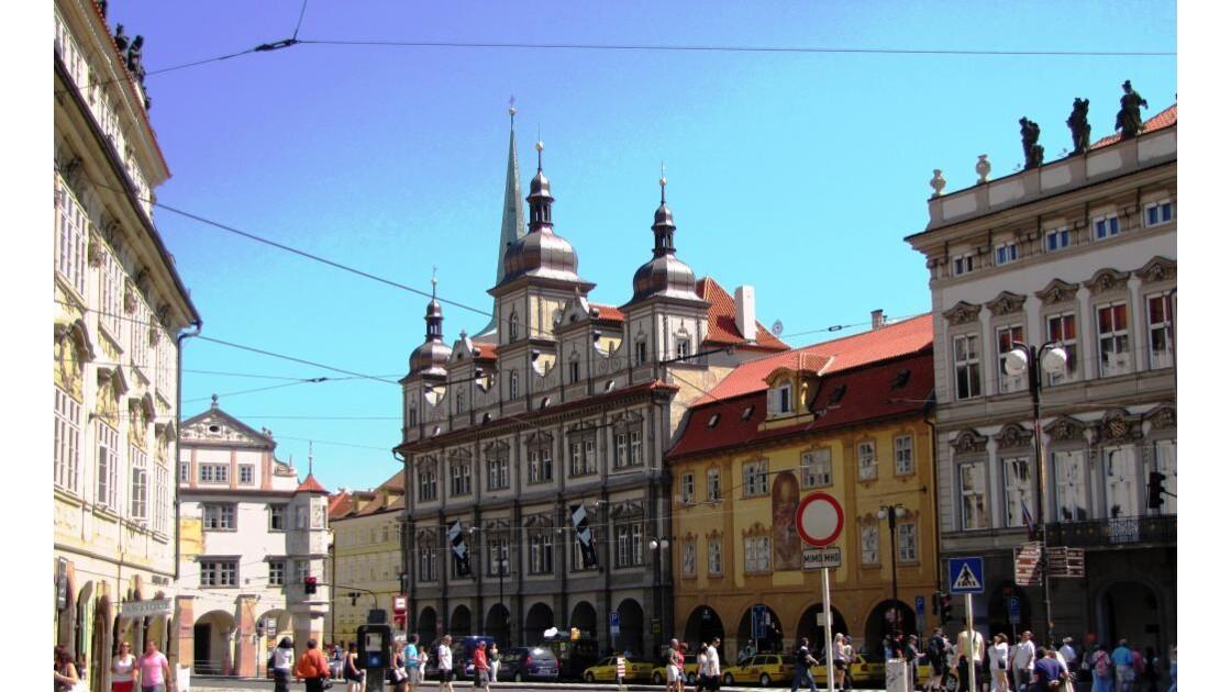 Prague, ville des 100 clochers 8