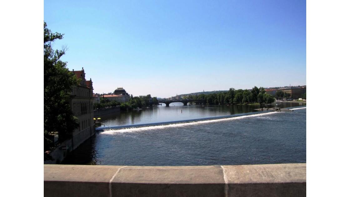 Prague, ville des 100 ponts