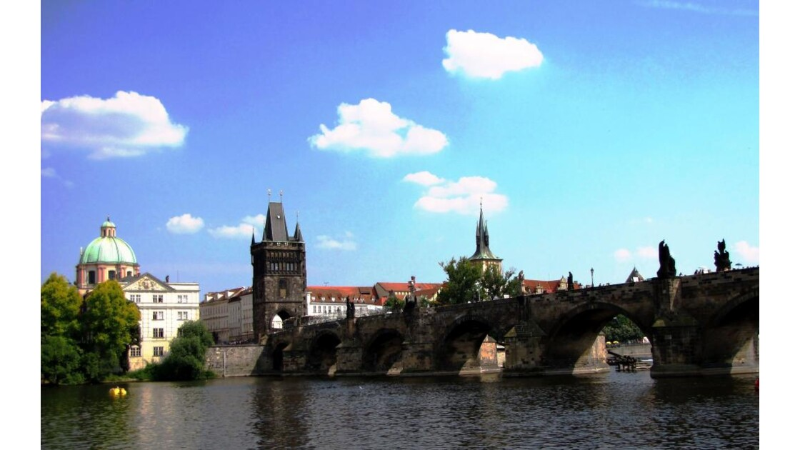 Prague, ville des 100 ponts 5