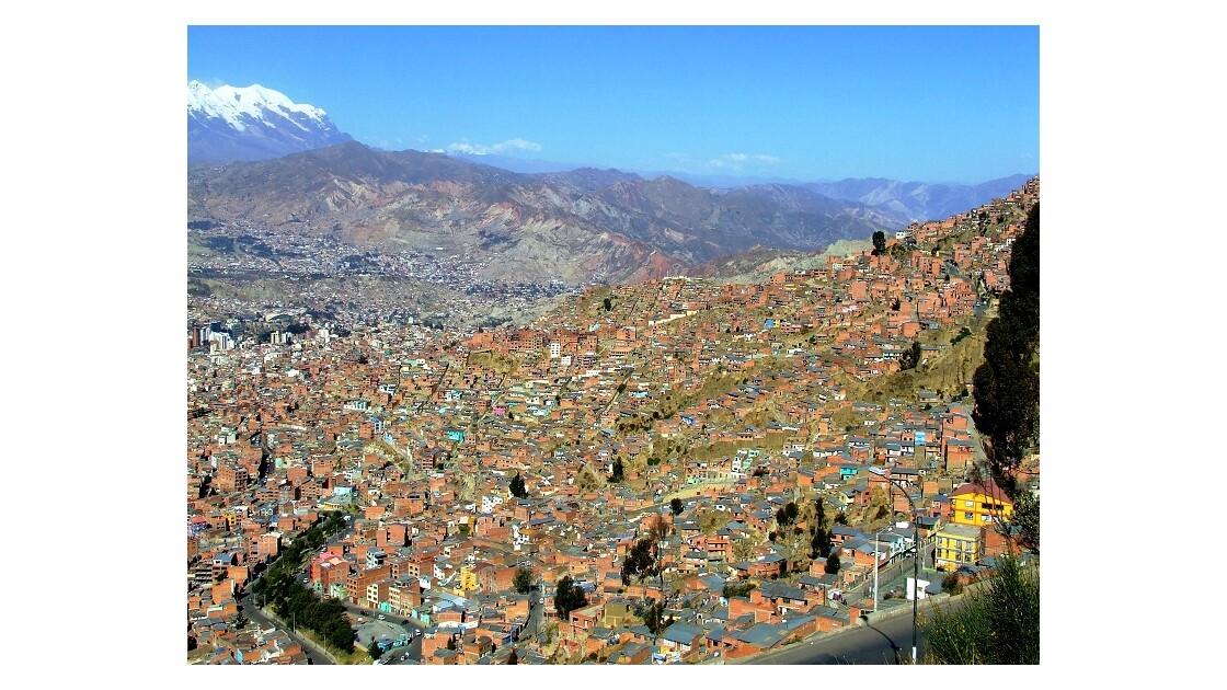 la foumillière La Paz