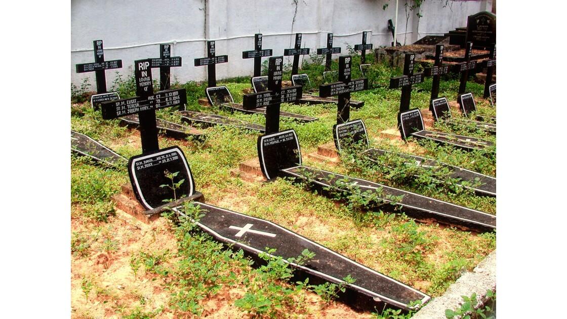 tombes à trivandrum