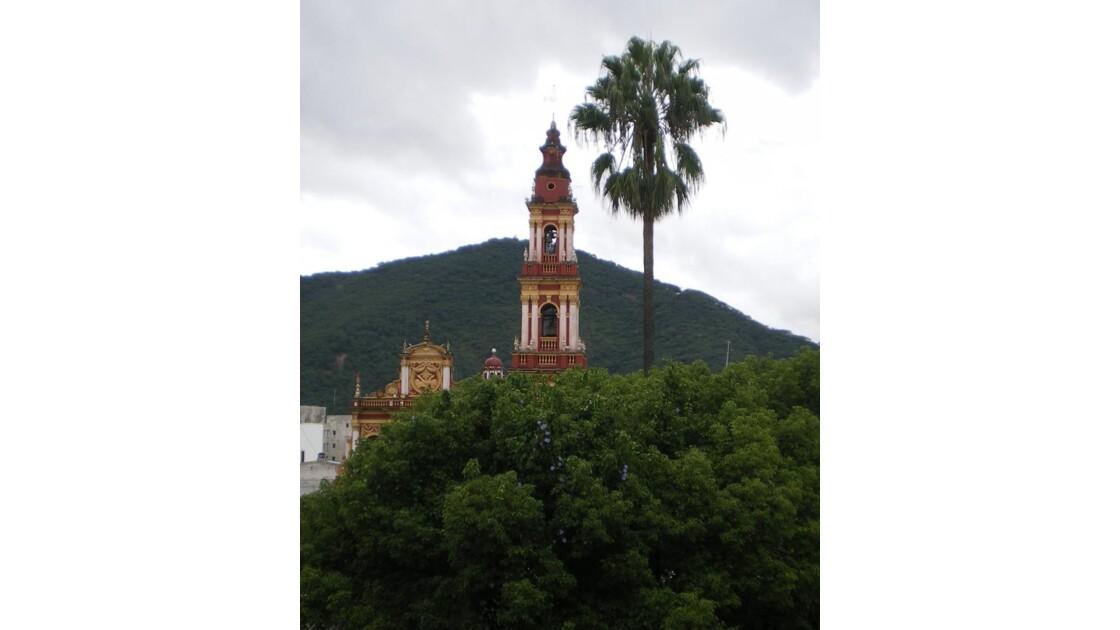 Argentina-SALTA Iglesia San Francisco