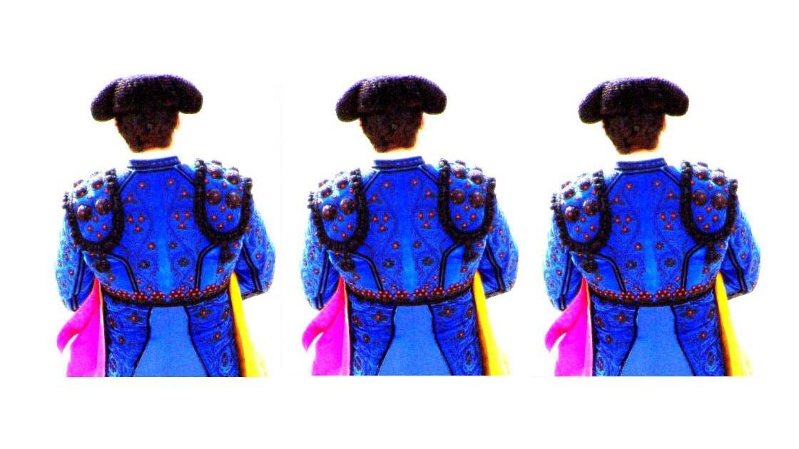 l'habit bleu