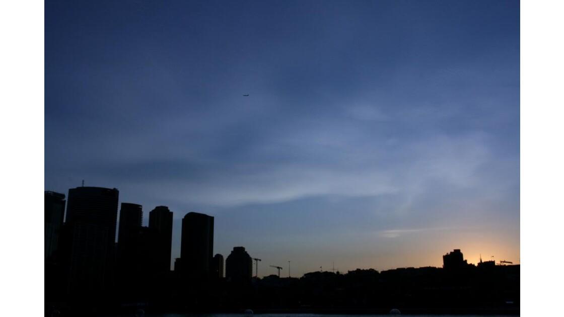 Sydney au crépuscule