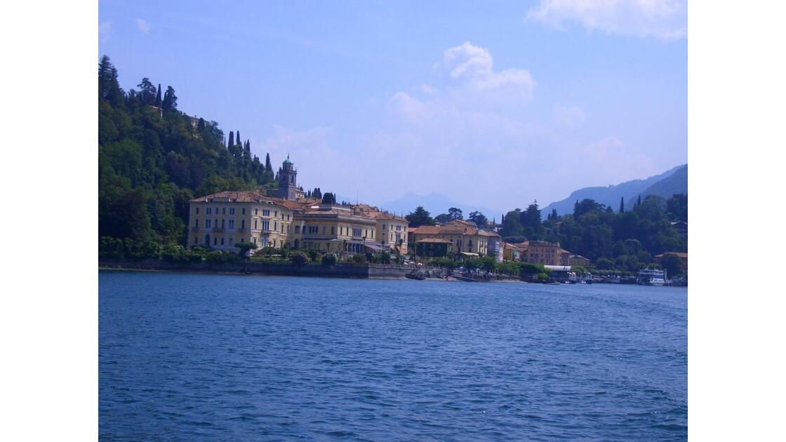 Bellagio, lac de Côme, Italie