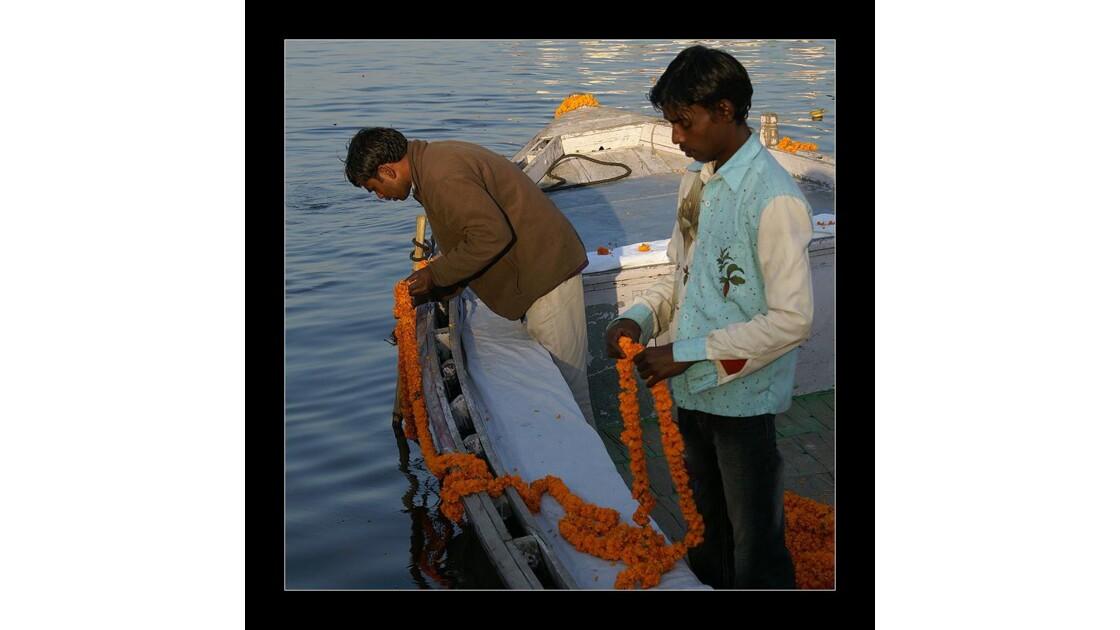 Les décorateurs de bateaux